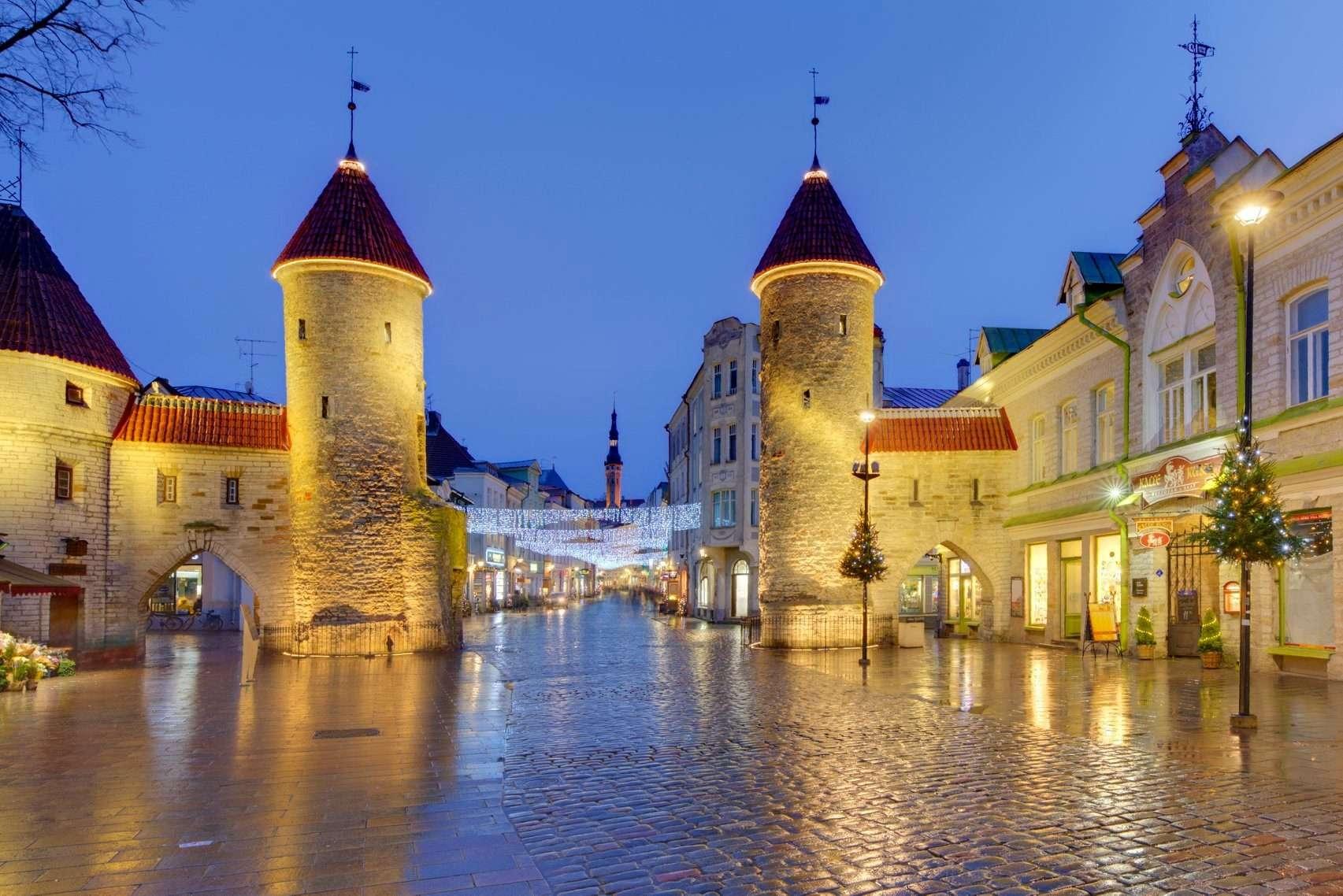 туры в Таллин из Минска