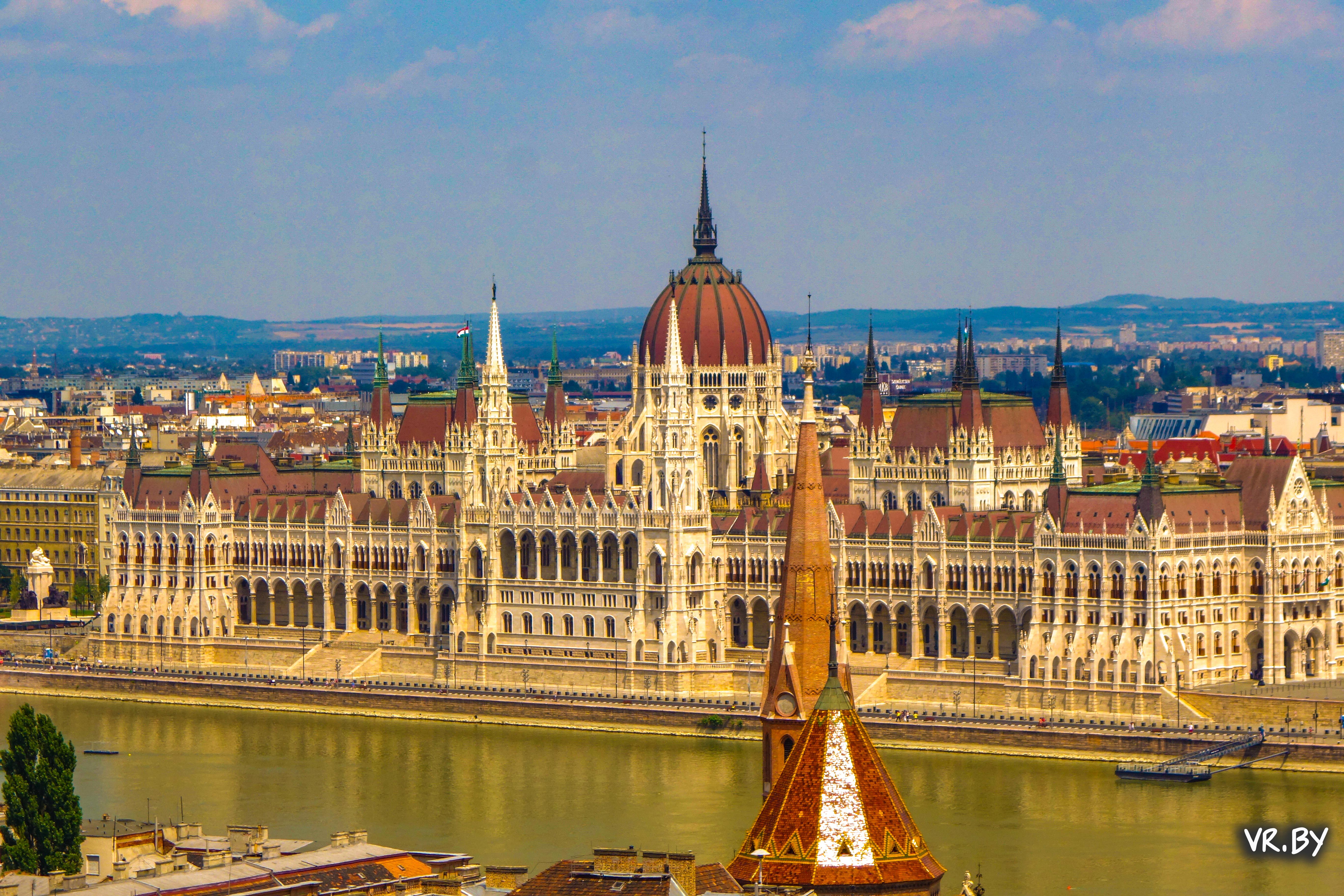 тур в венгрию на 5 дней