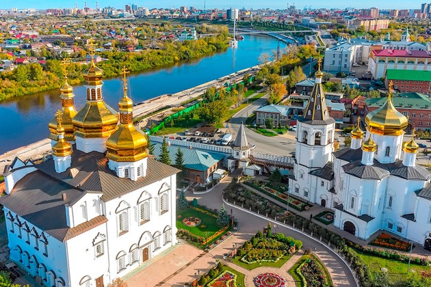 летний отдых в россии