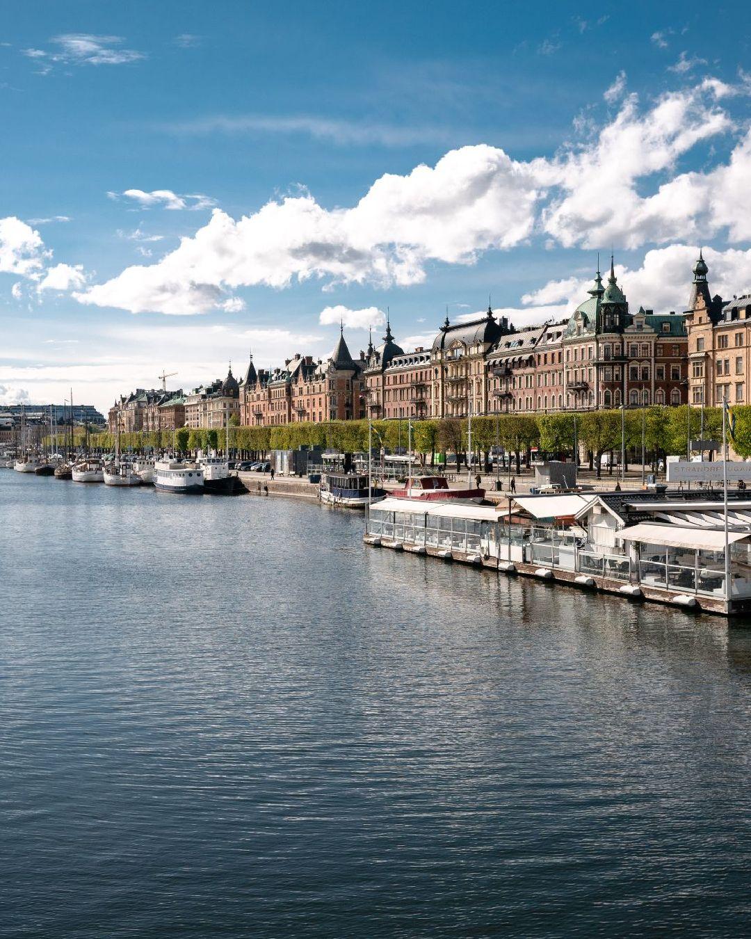 Автобусный тур в Швецию с туристической компанией VR Lines