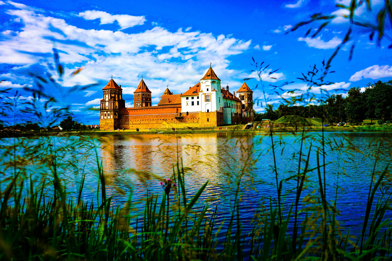 тур в мирский замок