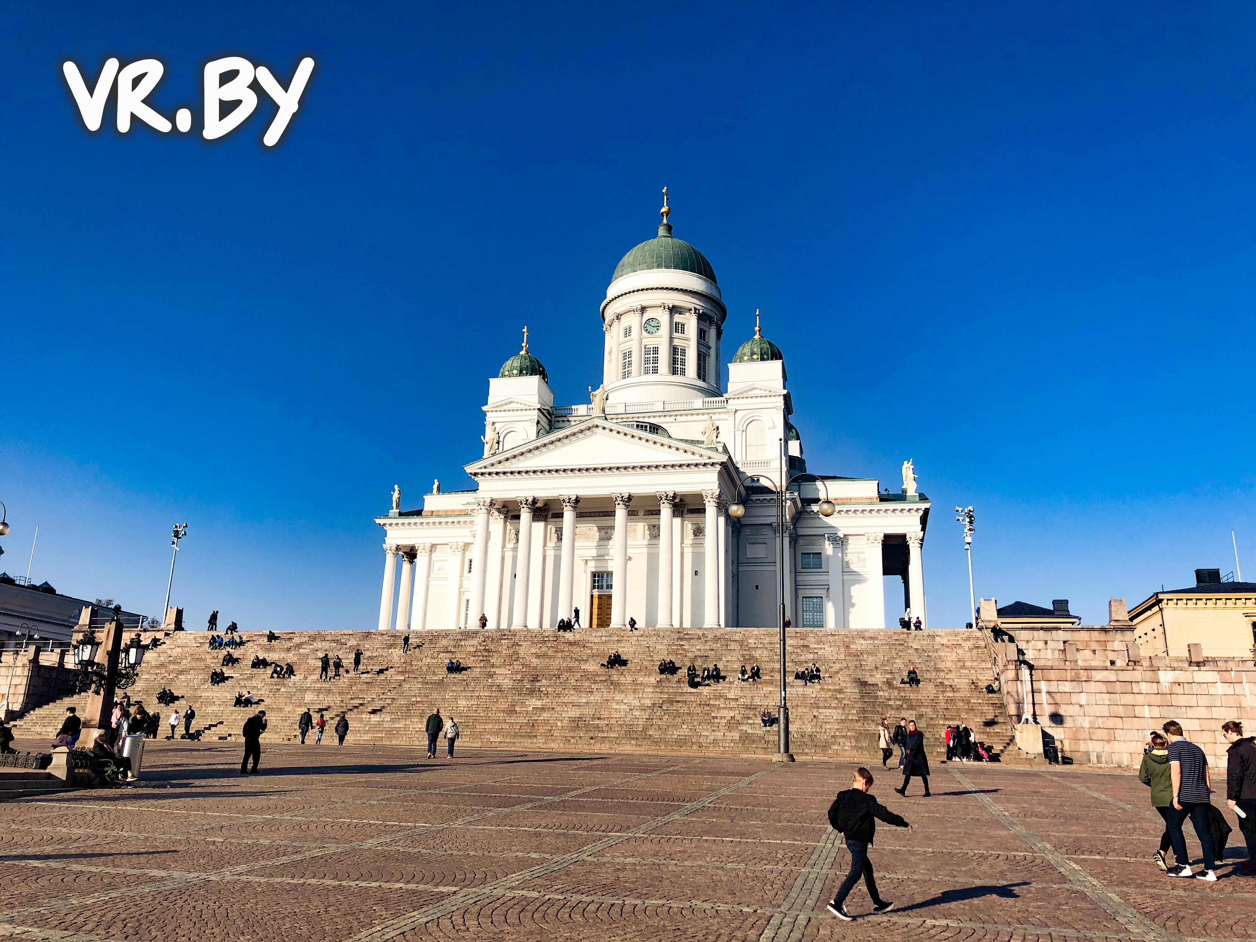поездка финляндия
