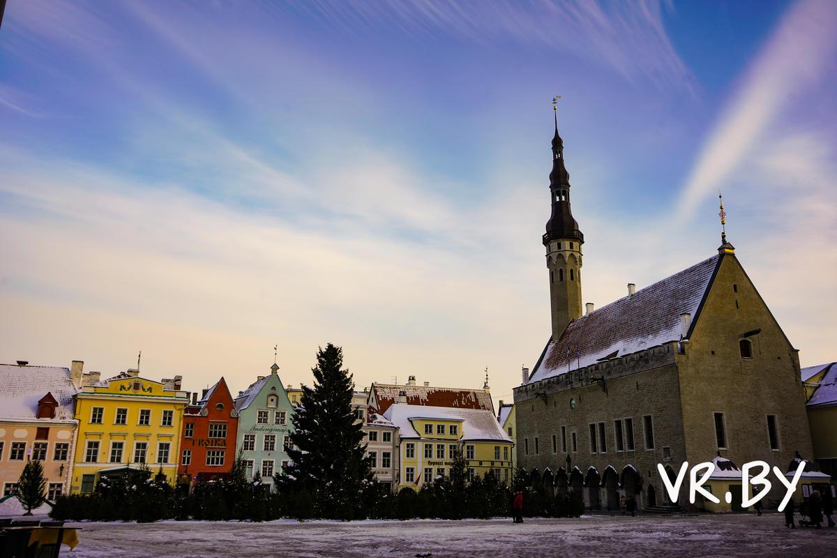 туры в эстонию от VR Lines