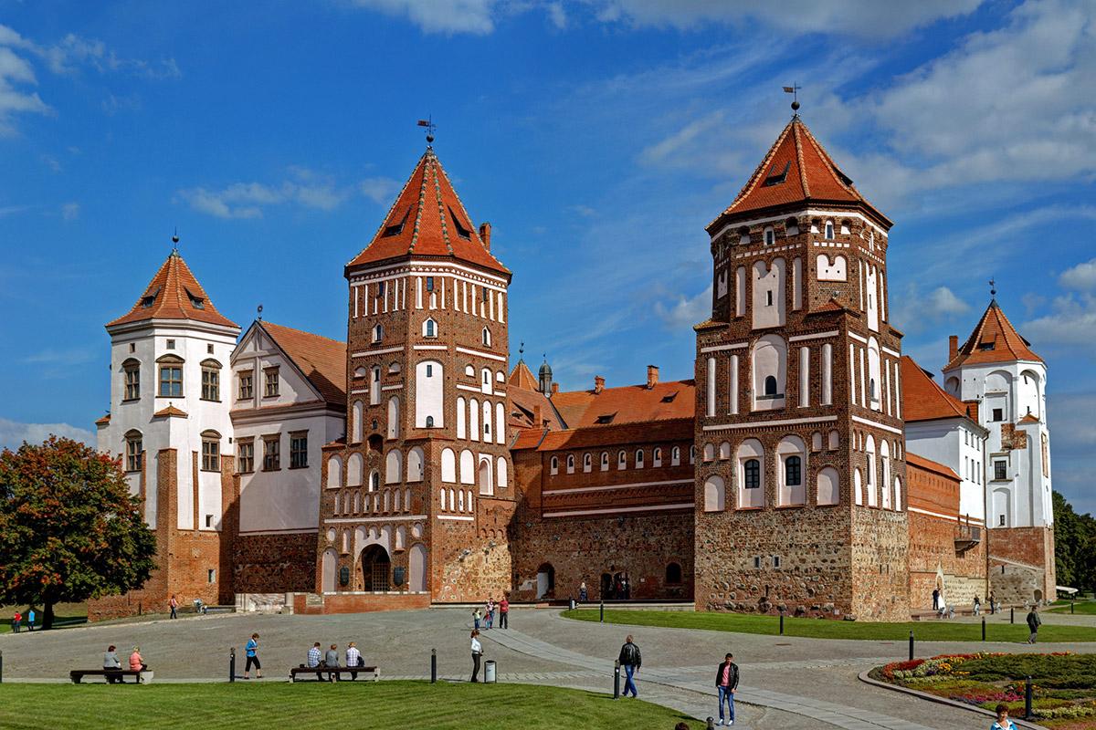 Туры по Беларуси, Экскурсии по Беларуси